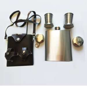 0448 Kit Porta Whisky